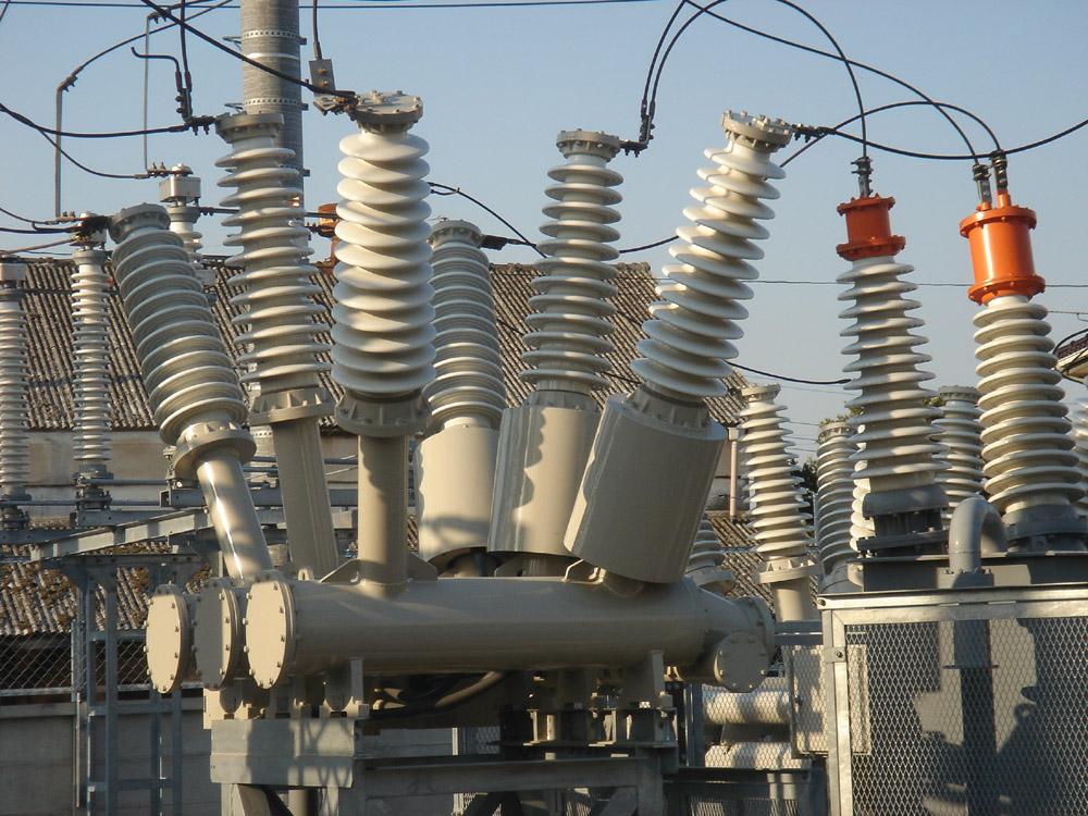 connexió elèctrica